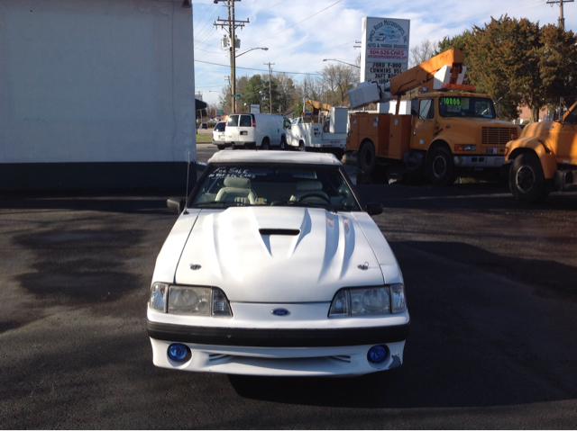 1992 Ford Mustang GT Conv. SUPERCHARGED - Colonial Heights VA