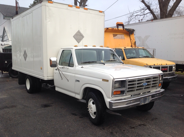 1985 Ford F-350 12.5Ft Box Truck 12.5Ft Box Truck - Colonial Heights VA