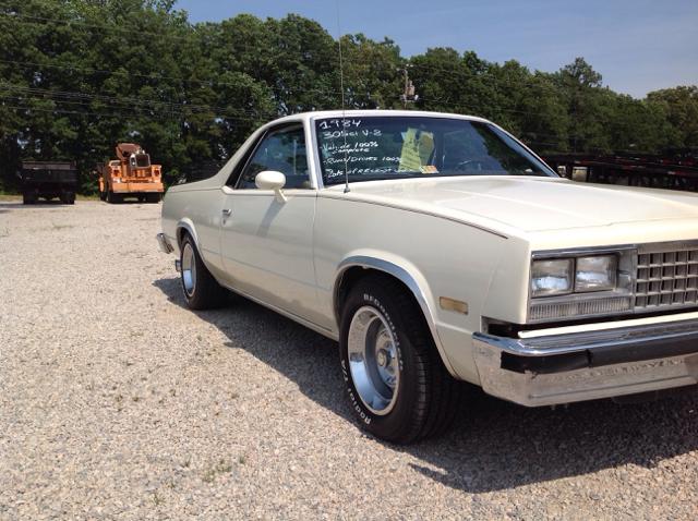1984 Chevrolet El Camino 305ci V-8 - Colonial Heights VA
