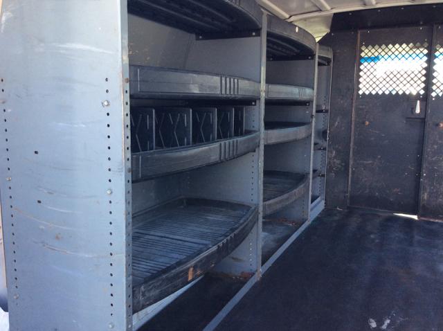 2005 Ford E-250 Cargo Van E-250 Cargo Van Storage Bins/Divider - Colonial Heights VA