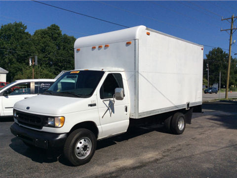 2000 Ford E-450 Sd 13Ft Box Truck 7.3 Di for sale in Colonial Heights, VA