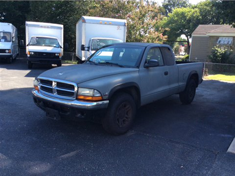 2000 Dodge Dakota Ext. Cab 2-Wd
