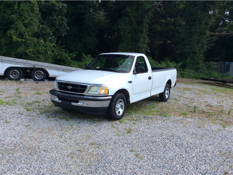 2002 Ford F-150 2-Wd Long Bed