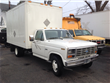 1985 Ford F-350 12.5 ft Box Truck