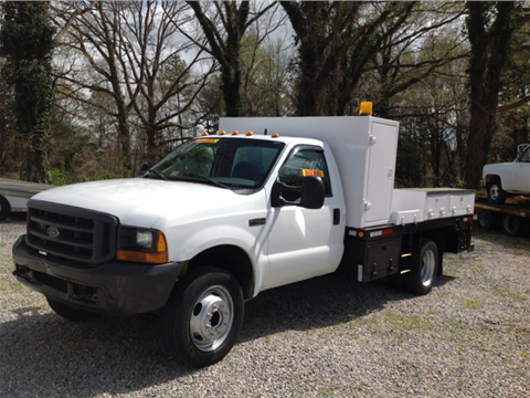 2000 Ford F-450 Sd 7.3 Diesel 10Ft Flat