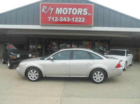2007 Ford Five Hundred for sale in Atlantic, IA