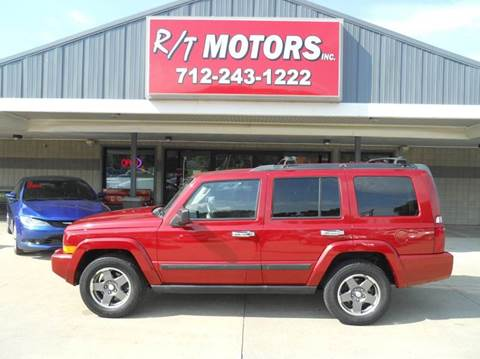 2006 Jeep Commander for sale in Atlantic, IA