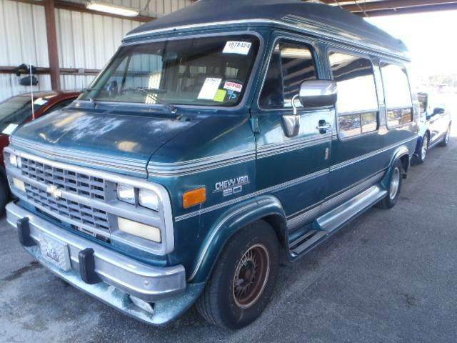 1995 Chevrolet G20 In Fort Lauderdale FL - AUTO & GENERAL INC