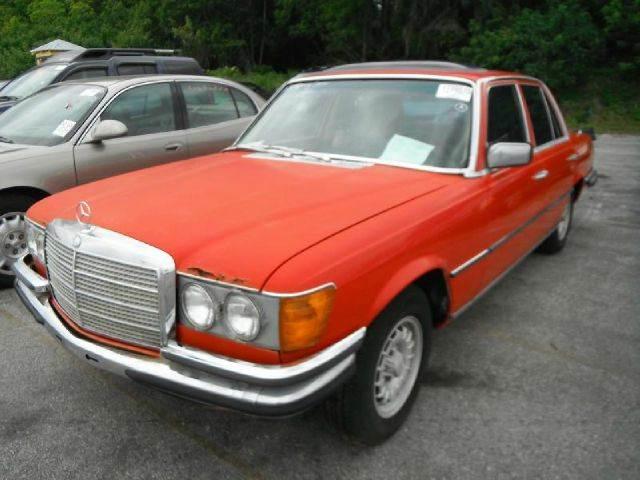 1978 mercedes benz 280 class in fort lauderdale fl auto for Mercedes benz of ft lauderdale fl
