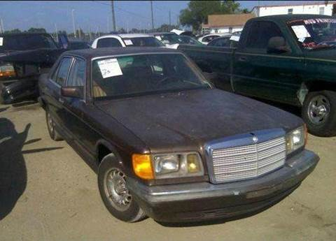 1981 mercedes benz 300 class for sale in redwood city ca for Mercedes benz redwood city