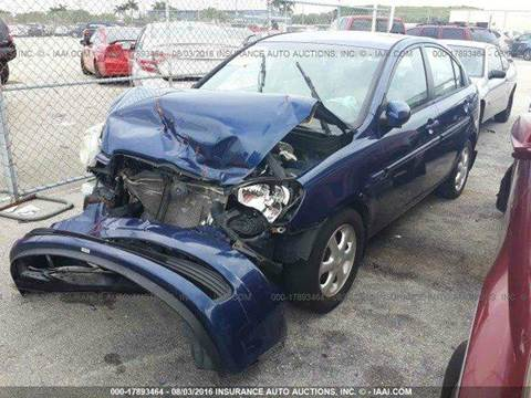2008 Hyundai Accent for sale in Fort Lauderdale, FL