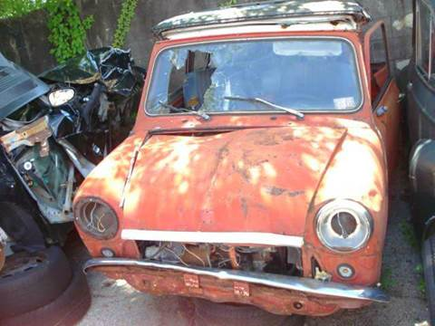 1966 Austin 0
