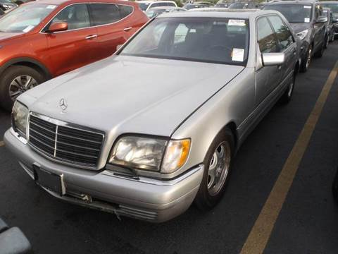 1997 Mercedes-Benz S-Class for sale in Fort Lauderdale, FL