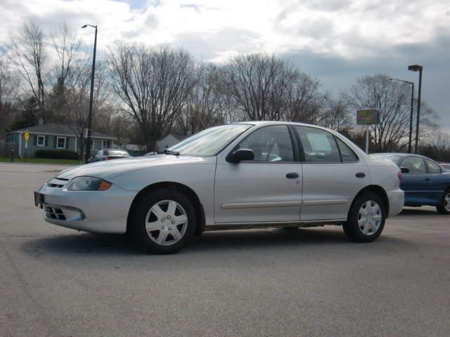 2003 Chevrolet Cavalier LS 4dr Sedan - Green Bay WI