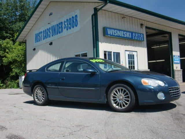 2004 Chrysler Sebring Limited - Green Bay WI