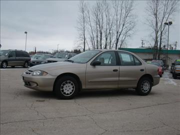 2003 Chevrolet Cavalier for sale in Green Bay, WI