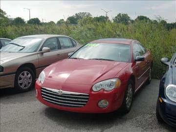 2004 Chrysler Sebring for sale in Green Bay, WI