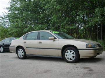 2004 Chevrolet Impala for sale in Green Bay, WI