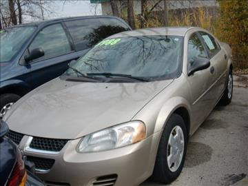 2004 Dodge Stratus for sale in Green Bay, WI