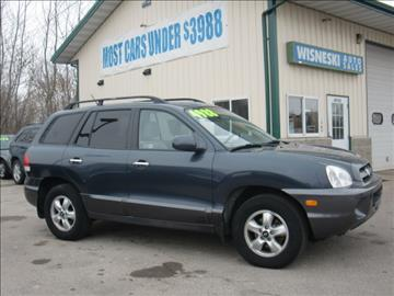 2006 Hyundai Santa Fe for sale in Green Bay, WI