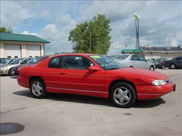 1997 Chevrolet Monte Carlo for sale in Green Bay, WI