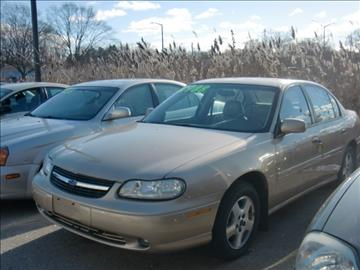 2003 Chevrolet Malibu for sale in Green Bay, WI