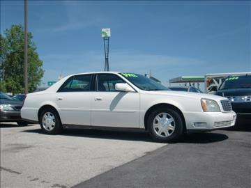2003 Cadillac DeVille for sale in Green Bay, WI