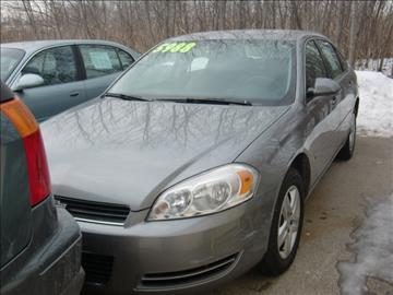 2006 Chevrolet Impala for sale in Green Bay, WI