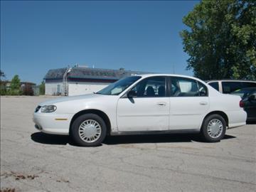 2001 Chevrolet Malibu for sale in Green Bay, WI