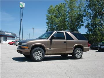 2002 Chevrolet Blazer for sale in Green Bay, WI
