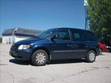 2004 Chrysler Town and Country for sale in Green Bay, WI