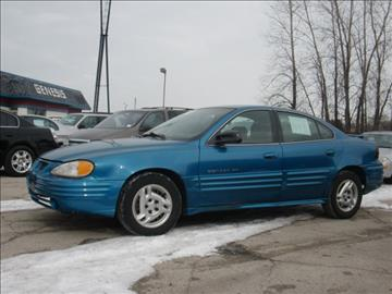 2000 Pontiac Grand Am for sale in Green Bay, WI