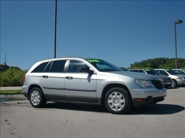 2008 Chrysler Pacifica for sale in Green Bay, WI
