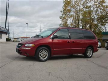 2000 Chrysler Town and Country for sale in Green Bay, WI