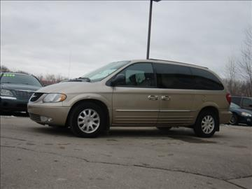 2003 Chrysler Town and Country for sale in Green Bay, WI