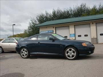 2003 Hyundai Tiburon for sale in Green Bay, WI