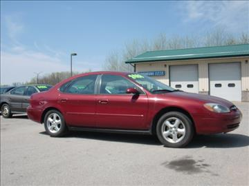 2002 Ford Taurus for sale in Green Bay, WI