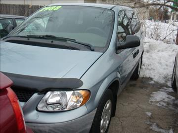 2003 Dodge Caravan for sale in Green Bay, WI