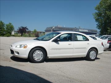 2001 Chrysler Sebring for sale in Green Bay, WI