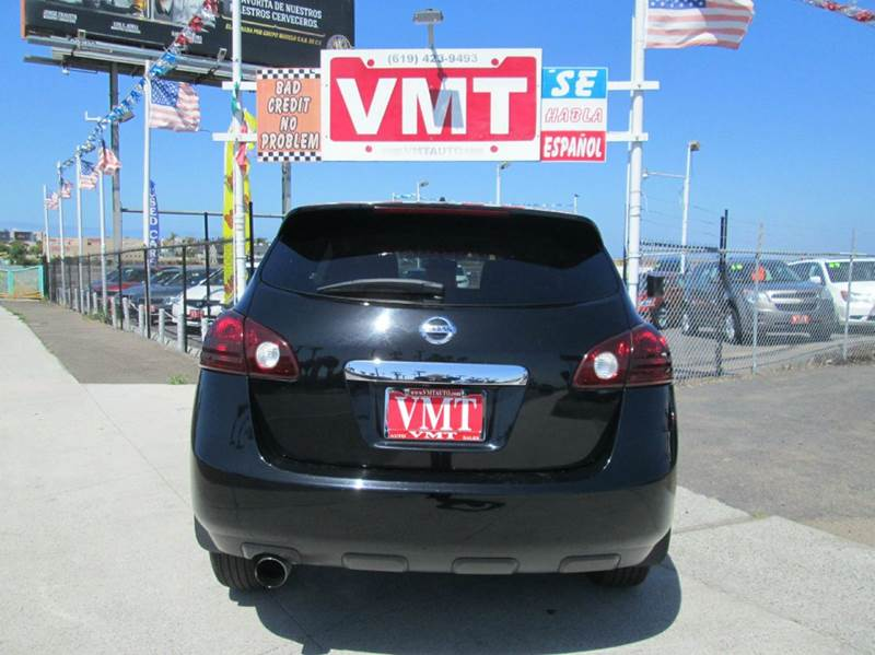 2012 Nissan Rogue SV 4dr Crossover - San Diego CA