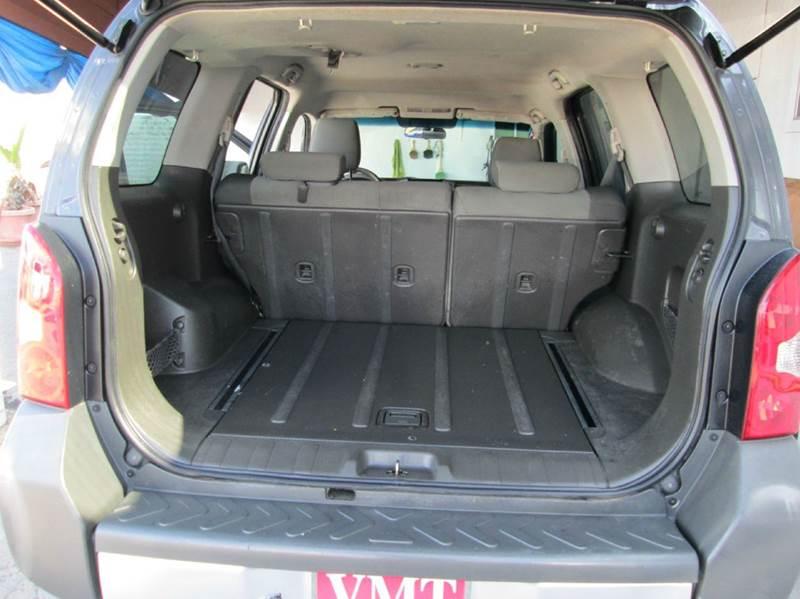 2010 Nissan Xterra 4x2 S 4dr SUV - San Diego CA