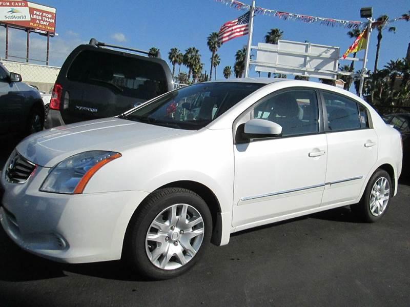 2011 Nissan Sentra 2.0 S 4dr Sedan - San Diego CA