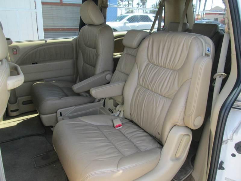 2009 Honda Odyssey EX-L 4dr Mini-Van w/Navi and DVD - San Diego CA