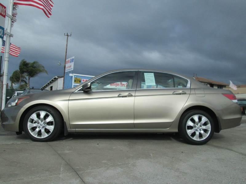 2008 Honda Accord EX 4dr Sedan 5A - San Diego CA