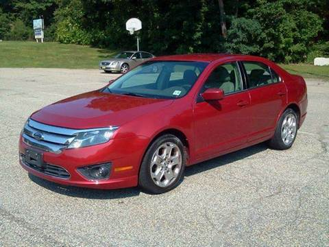 2010 Ford Fusion for sale in Closter, NJ