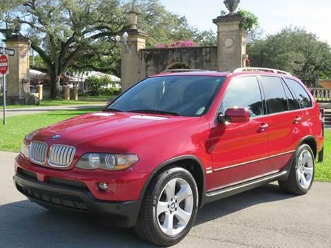 2006 BMW X5 for sale in Miami FL