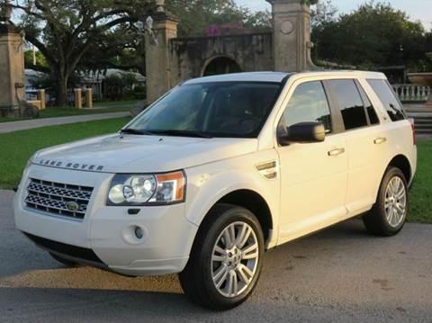 2009 Land Rover LR2 for sale in Miami, FL
