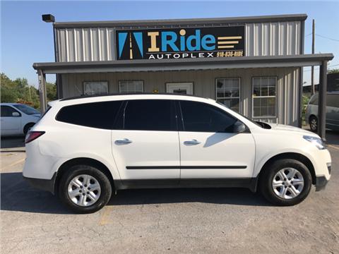 2015 Chevrolet Traverse for sale in Tulsa, OK