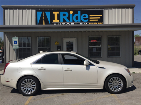2011 Cadillac CTS for sale in Tulsa, OK
