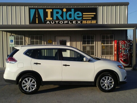 2016 Nissan Rogue for sale in Tulsa, OK